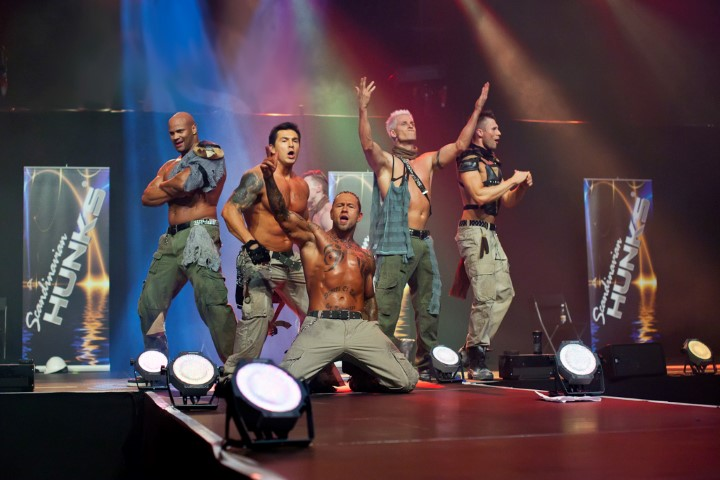 Scandinavian Hunks, Ice Breaker Show, Talvi 2015